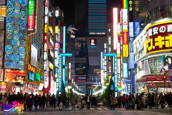 تاریخچه شهر توکیو
