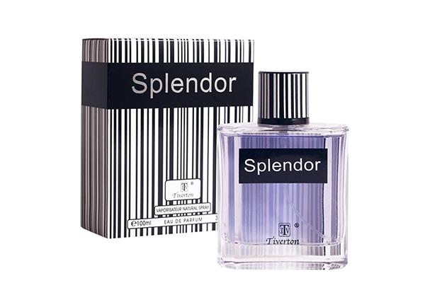 عطر مردانه اسپلندور مشکی - Splendor Black