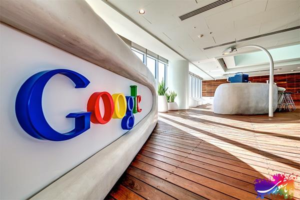 داخل شرکت گوگل