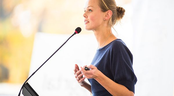 چگونه یک سخنران خوب باشیم