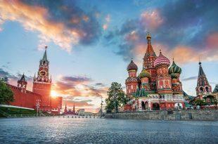 معرفی شهر مسکو در روسیه