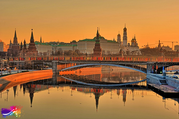 تاریخچه شهر مسکو