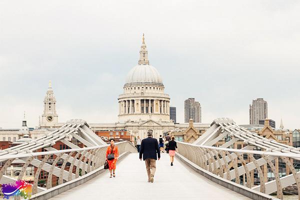 جاذبه های گردشگری شهر لندن