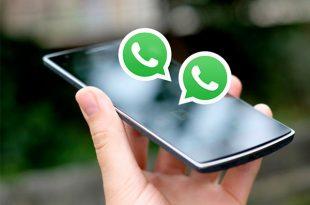 آموزش ایجاد دو اکانت واتساپ در یک گوشی