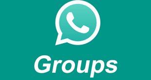 چگونه در واتساپ گروه بسازیم