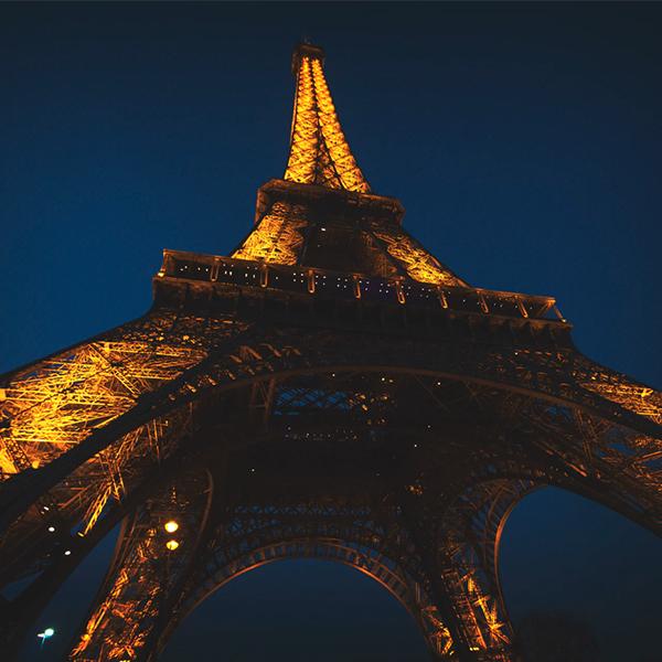عکس پروفایل برج ایفل عاشقانه