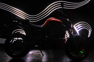 گالری عکس موتور سیکلت لاکچری برای پروفایل