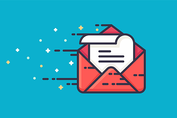 طریقه فرستادن ایمیل از طریق گوشی