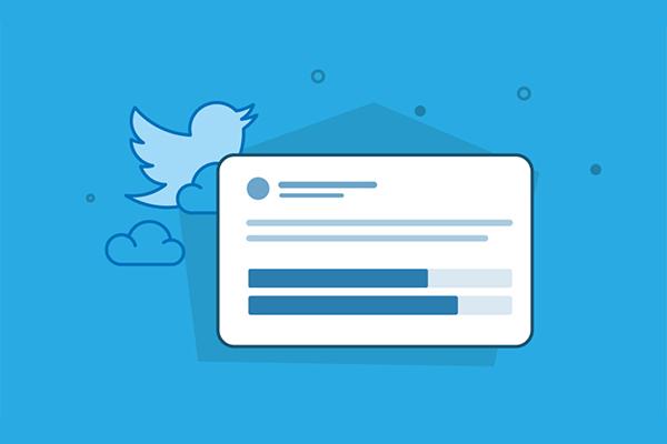 چگونه در توییتر نظرسنجی بگذاریم