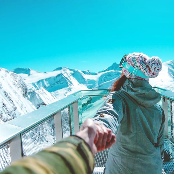 عکس پروفایل برف و یخبندان