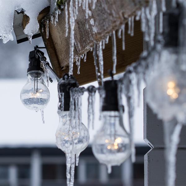 عکس برف برای پروفایل