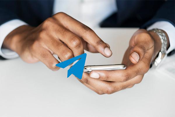 چگونه در کانال تلگرام آزمون با جواب درست بگذاریم