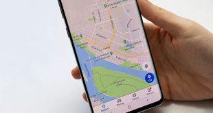 چگونه در گوگل مپ مبدا و مقصد را مشخص کنیم