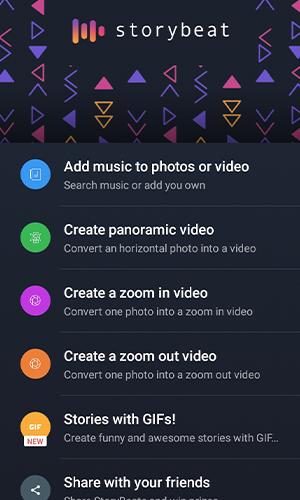 دانلود برنامه گذاشتن آهنگ روی یک عکس ثابت