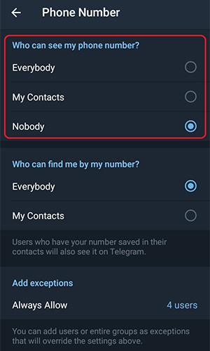 چگونه اطلاعات اکانت تلگرام خود را به شماره جدید انتقال دهیم