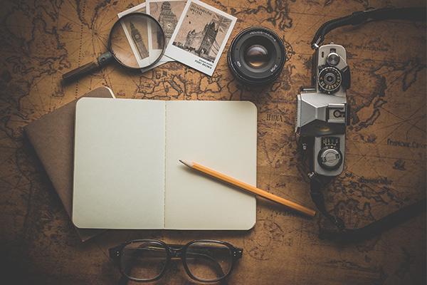 ایده پردازی با رفتن به سفر